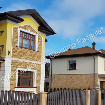 Частный дом в поселке